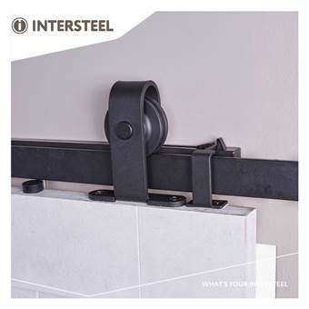 intersteel-schuifdeursysteem-basic-top-mat-zwart